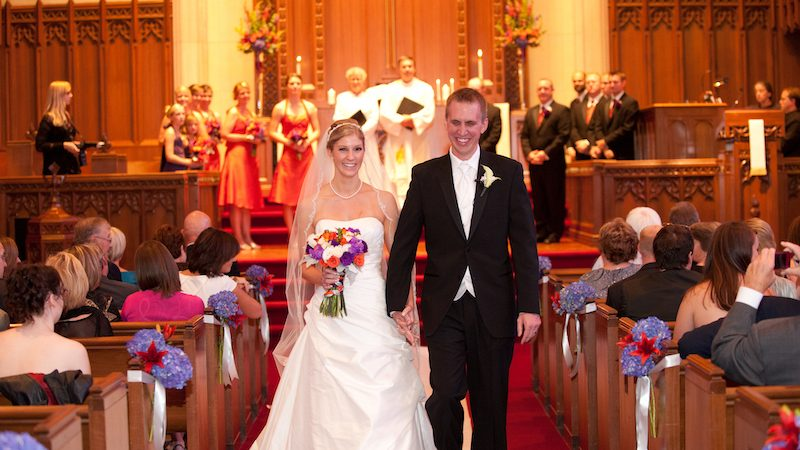 best churches for weddings in Chicago