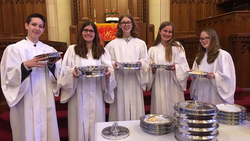 where can I get my child confirmed in a Protestant church in Chicago?